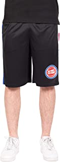 NBA Men's High-Performance Soft Athletic Training Shorts