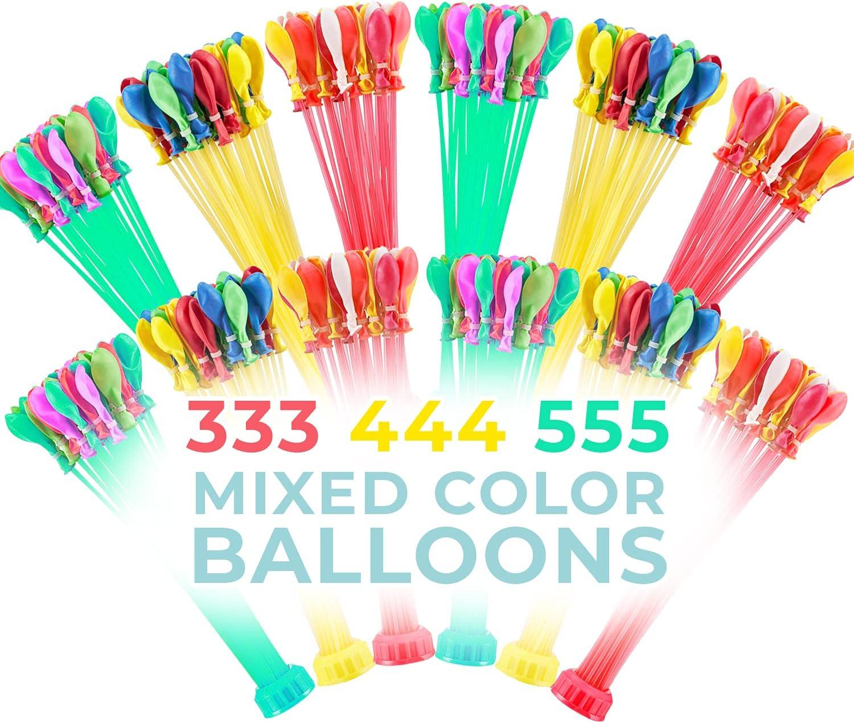 Water Ranking TOP16 Balloons Kids Rapid Fill Sealing Bulk Self - 5 popular Quick