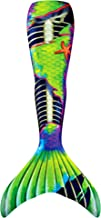 Fin Fun Reinforced Limited Mermaid Tails, No Monofin for Swimming - Kids, Girls & Adults