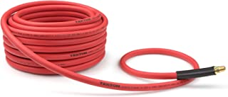 TEKTON 46137 3/8-Inch I.D. by  50-Foot 300 PSI Hybrid Air Hose with 1/4-Inch MPT Ends and..