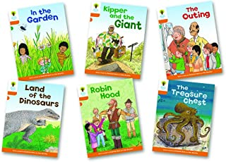 Oxford Reading Tree: Stage 6: Stories: Pack of 6