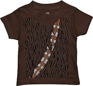 Boys' I Am Chewbacca Costume Graphic Tee T-Shirt