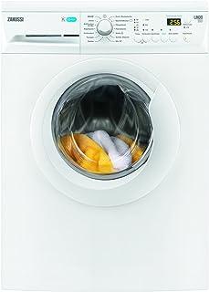 Zanussi ZWF71443W Waschmaschine FL / A / 171 kWh/ Jahr / 1400 UpM / 7 kg / 9499 L/ Jahr / GentleCare Trommel / LC-Display