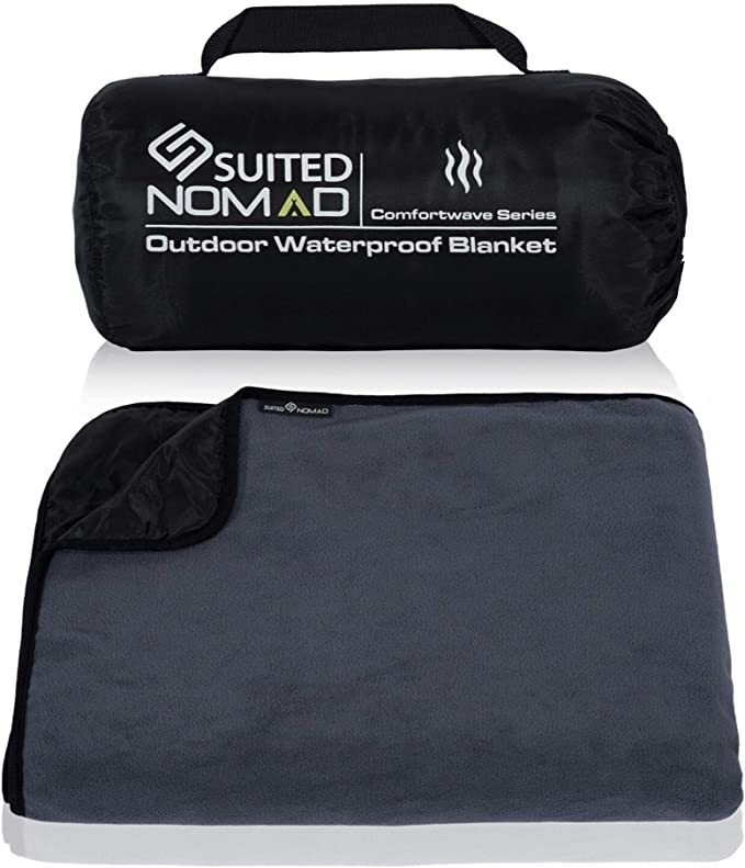 SUITEDNOMAD XL Waterproof Windproof - Best for Camping with Pets