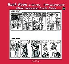 Buck Ryan: in Beware - Fifth Columnists!, (B&W) Newspaper Comic Strips