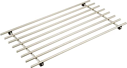 Ikea LÄMPLIG Pot Rack, Stainless Steel, Silver, 50x 27x 2cm