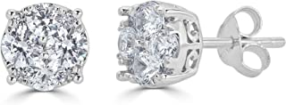 Best cost of 1 carat emerald cut diamond Reviews
