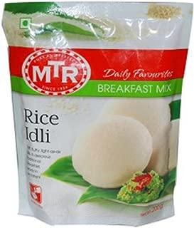 MTR Rice Idli (Rice Cake) Mix - 200g., 7.1oz. (Pack of 3)
