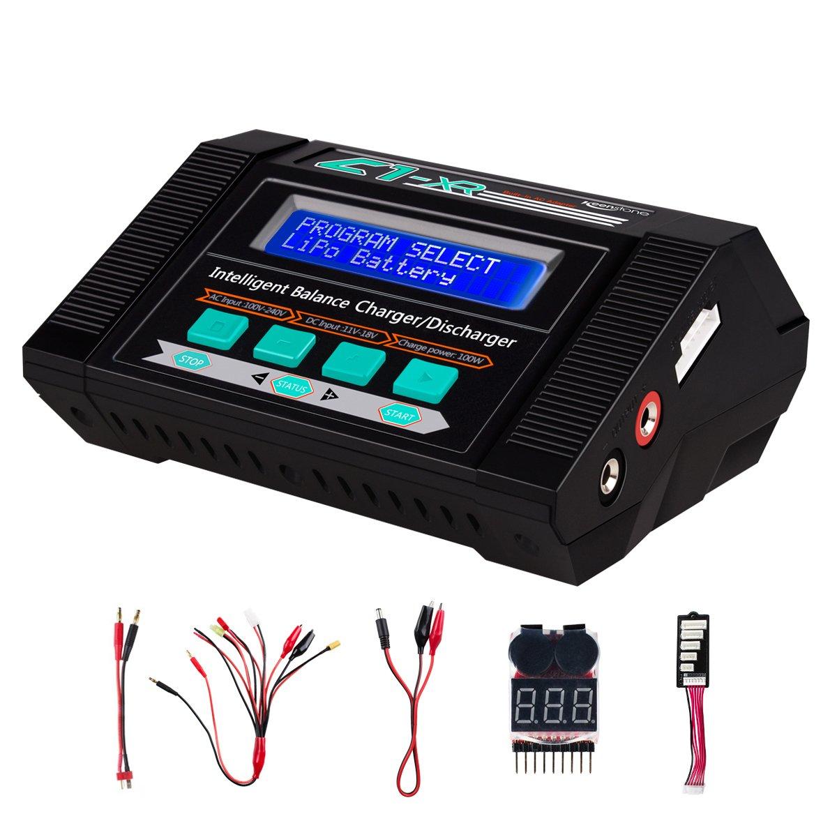 Keenstone Battery Charger Discharger Voltage