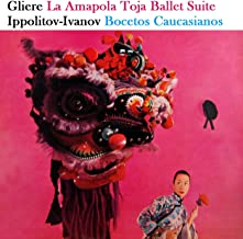 La Amapola Toja Ballet Suite