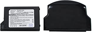 CS Replacement Battery for Sony Game, PSP, NDS Lite, PSP 2th, PSP-2000, PSP-3000, PSP-3004, Silm