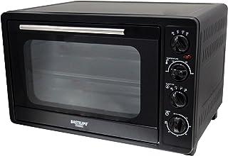 comprar comparacion Bastilipo Milan Black - Horno de cocina - electrico - sobremesa - convección multifunción de 55 litros - 2200W - Color negro