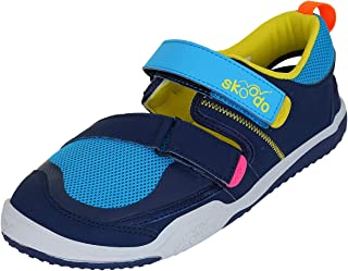 skoodo Kids Casual Sports Shoes (Boys and Girls 6-14 Years) - Angler Alpha - Neptune Blue | Navy