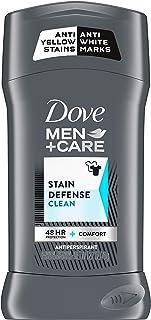Dove Men+Care Antiperspirant Deodorant Stick Clean 2.7 oz