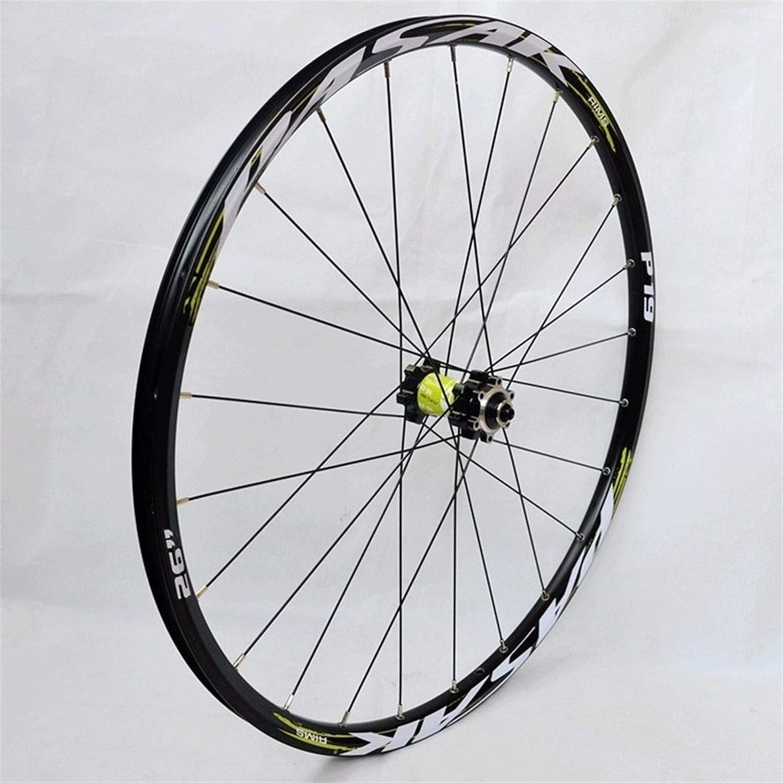 JIE KE Bike Popular brand in the world Rim Ranking TOP19 MTB 26 27.5 Bicycle Front Rear Disc Wheel Inch