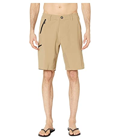 Rip Curl Global Entry Evolution Walkshorts (Khaki) Men