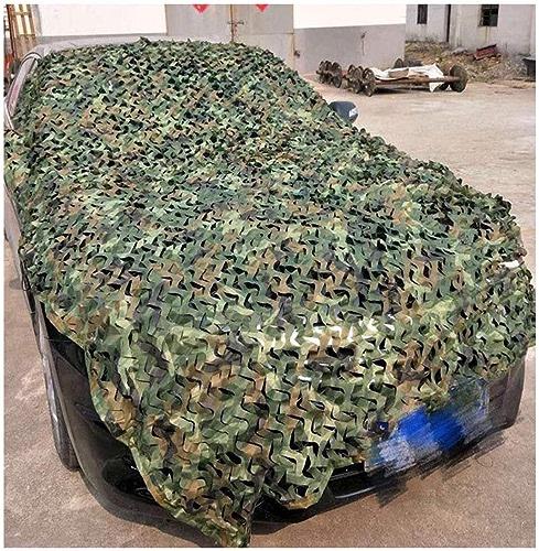 Ombrage Filet Vert Camouflage Filet Oxford Auvent En Toile 3x4m Enfants En Plein Air Camping Jardin Décoration Vie Privée Armée Armée Caché Camouflage Chasse Tir 4x5m ( Taille   610M(19.732.8ft) )