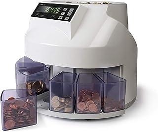Safescan 1250 - Compteuse et trieuse de pièces de monnaie pour les pièces en euros