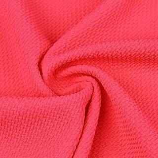 textured nylon spandex fabric