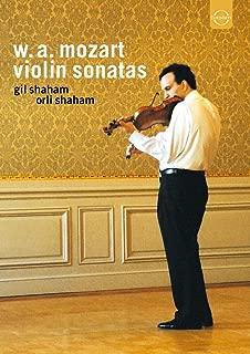 Mozart Violin Sonatas: Gil Shaham, Orli Shaham