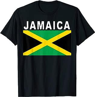 Jamaica Flag Jamaican Cultural Roots T-shirt