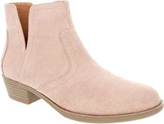 Sugar Booties for Women Treat Womens Ankle Boot Blush 6