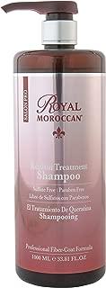 Royal Moroccan Formula - Keratin Shampoo (1000 ml) - Base of Moroccan Argan oil, For color – Treated Hair