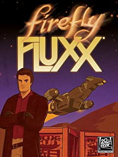 Looney Labs Firefly Fluxx Card Game