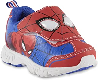 Marvel Toddler Boys Spider-Man Light-Up Sneaker