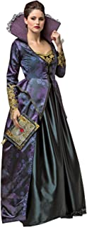 Women's Once Upon A Time Evil Queen Outfit Fancy Dress Halloween Costume