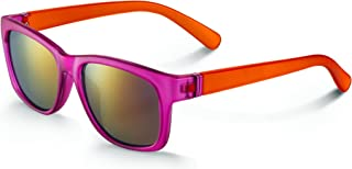 YoMee Matte Frosted Frame UV400 Colored Girls Boys...