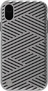 STIL iPhone XR 壳 KAISER II 微型钛(钢铁 凯撒)6.1英寸 苹果 盖 无线充电对应【日本正规代理店商品】 ST14314i61