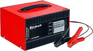 Einhell CC-BC 10 - Cargador Batería, Carcasa Chapa
