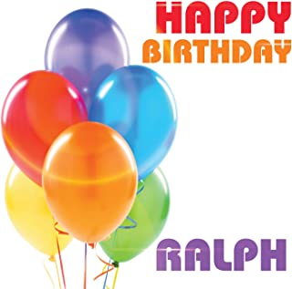 Happy Birthday Ralph