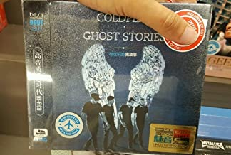 COLDPLAY GHOST STORIES ALBUM CD BOX SET 3 DISCS 52 SONGS TAIWAN IMPORT