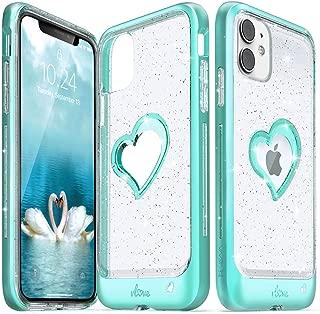Best glitter heart iphone case Reviews