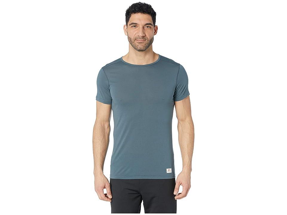 Fjallraven Abisko Shade T-Shirt (Dusk) Men
