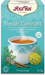 Yogi Tea Throat Comfort, 17 TB, Pack of 1
