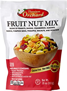 Fruit and Nut Trail Mix (18 oz) by PREMIUM ORCHARD