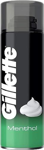 Gillette Menthol Men's Shaving Foam 200ml