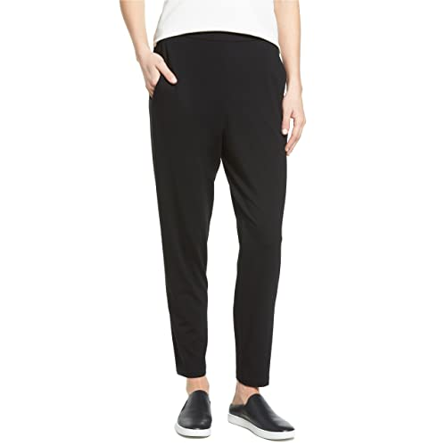 4c1cd699d0 Eileen Fisher Slim Ankle Slouchy Pant