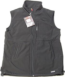 Gerbing`s Heated Clothing, Inc Coreheat Softshell Vest, Men`s, Black, Medium