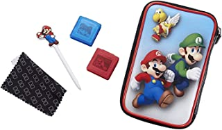 BigBen «Official Essential Mario Pack» Kit d'accessoires de protection officiel pour Nintendo New ...