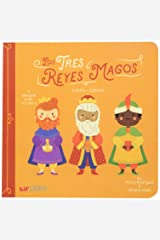 Tres Reyes Magos: Colors - Colores (English and Spanish Edition) Board book