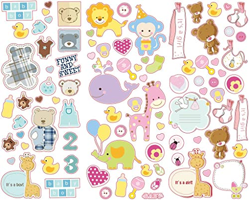 lowest Zink Polaroid Colorful sale & Decorative Baby Stickers high quality For 2x3 Photo Paper, Colorful outlet online sale