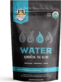 Fermentaholics - Element Kombucha Tea Blends (Water Kombucha Tea Blend) | Fermentaholics USDA Certified Organic Water Herb...