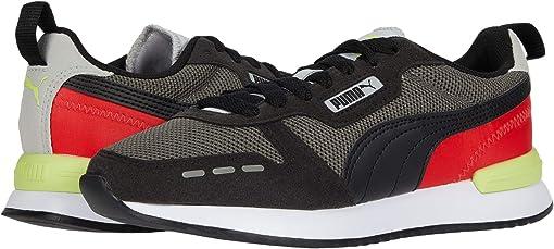 Ultra Gray/Puma Black