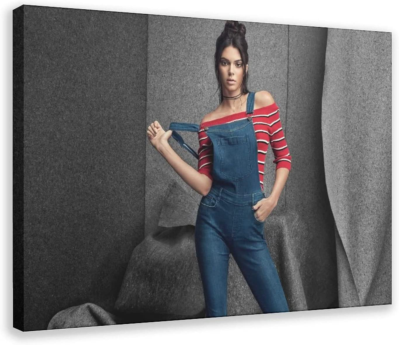 Long-awaited Celebrity Kendall Jenner OFFer Art HD Decorative Paintin Poster
