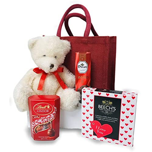0e8c605f34fb Valentines Day Hampers - Chocolate Lovers Gift Bag