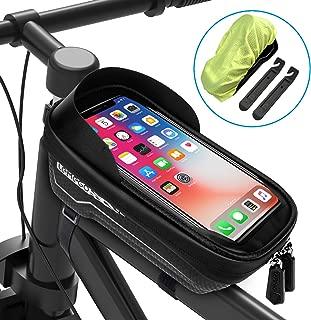 Impermeable, tri/ángulo Cloverclover Bolsa para Bicicleta